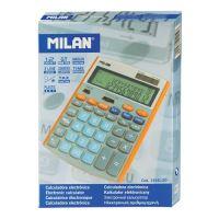 Kalkulačka MILAN 12-místní 153512 oranžová