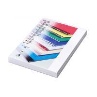 Kartonové desky DELTA A4 bílé