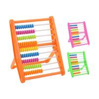 Počítadlo - plastové 10,5x14,5x8,5 cm, mix 3 barev