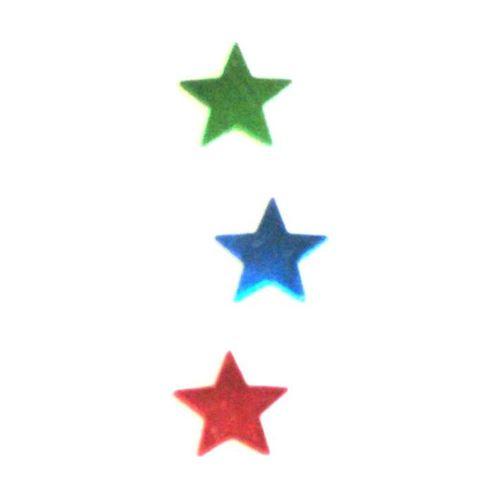 Konfety lesklé Hvězda 10 g (1 ks v bal.)