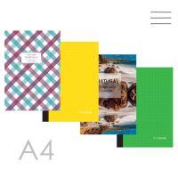 Kniha záznamní A4, linkovaná - 96 listová