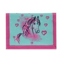 Dětská peněženka Horse Turquoise