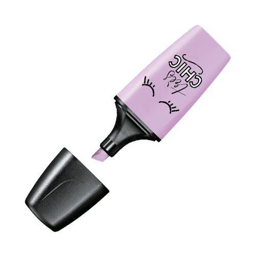 Zvýrazňovač STABILO BOSS MINI Pastel fialový