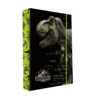 Box na sešity A4 Jumbo Jurassic World 18