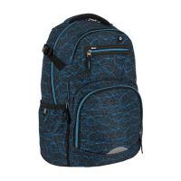 Studentský batoh STINGER 08, tmavě modrý