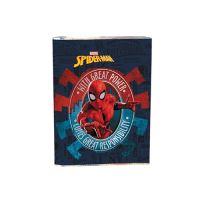 Obal na sešity A5 Spider-Man Metallic