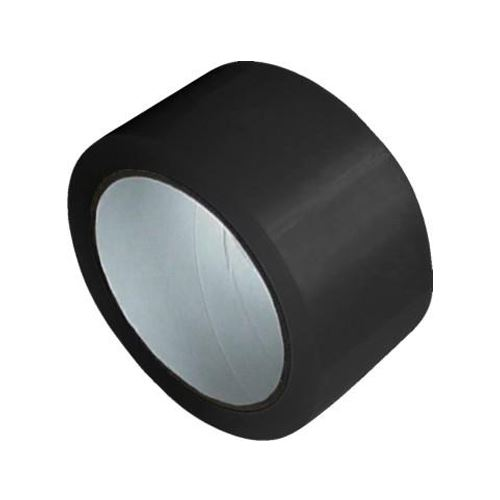 Lepicí páska černá 48 mm x 66 m