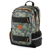 Studentský batoh OXY SPORT Camo Boy
