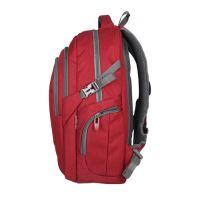 Studentský batoh VOYAGER, red