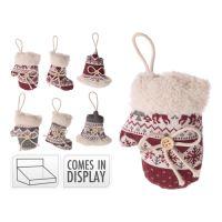 Vánoční dekorace - různé druhy, mix / 1ks