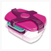 Box na svačinu MAPED Picnik Concept, růžový