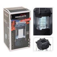 Lucerna - kempingové světlo solár / baterie