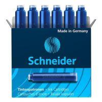 Bombičky náhradní Schneider, 6 ks / modré