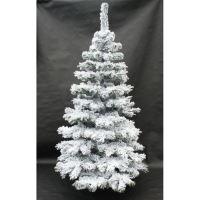 Stromek vánoční Jedle zasněžená - Eliza 220 cm