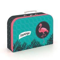 Kufřík Lamino 34 cm Flamingo