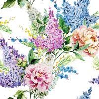 Ubrousky PAW L 33x33cm Spring Lilac
