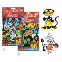 Magnetická hra - Rabbit and Monkey
