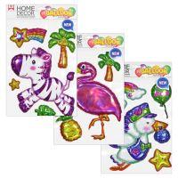 Nálepky - Ballon, mix 11 designů