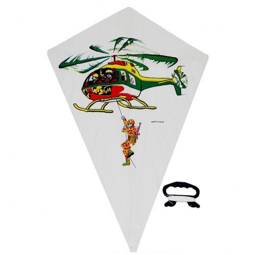Drak 48x71 cm, 4 druhy