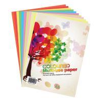 Kopírovací papier A4 80g 500-10 mix (pastel + NEON)