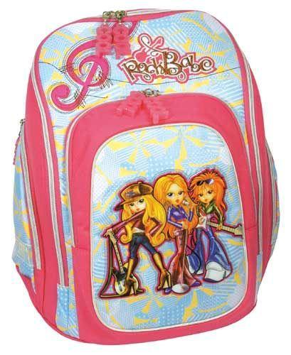 Školní taška Cool Cherry RockBabe Triple