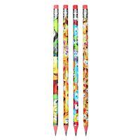 Grafitová tužka s gumou, Happy