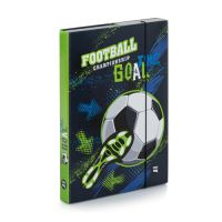 Box na sešity A4 Football Goal