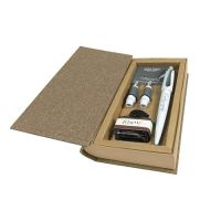 Kaligrafický set bílý ONLINE - plnicí pero + hroty + converter + inkoust