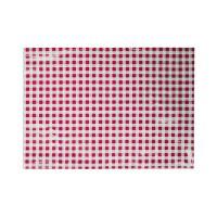 Ubrus na výtvarnou výchovu 65x50 cm červeno-bílý