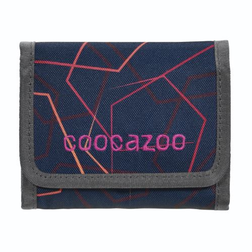 Peňaženka coocazoo CashDash, Laserbeam Plum