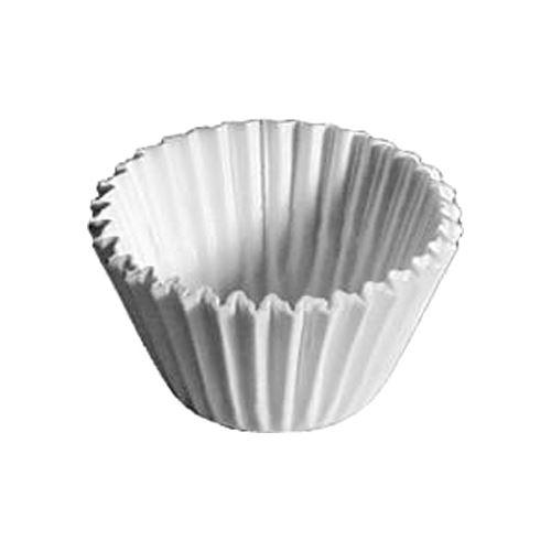 Cukr. košíčky bílé průměr 35 mm, výška 20 mm / 100 ks /