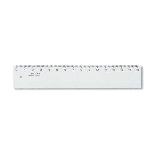 Pravítko rovné 20 cm