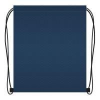 Kapsa na přezůvky 41x34 cm - tmavě modré