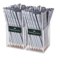Tužka Faber-Castell Grip 2001 2,1 / 2 = HB stříbrná