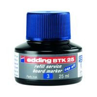 Inkoust Edding BTK 25 černý