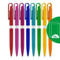 Pero kuličkové Firol 0.7 mm, mix barev
