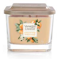 Svíčka Yankee Candle - Kumquat & Orange, malá