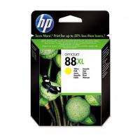 Inkoust HP C9392AE No.88XL, yellow