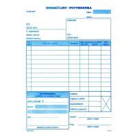 Dodací list s DPH A5 s stvrzenkou, samoprepis (65)