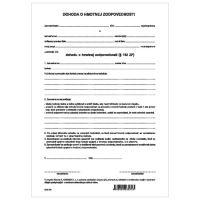 Dohoda o pracovní činnosti (29)