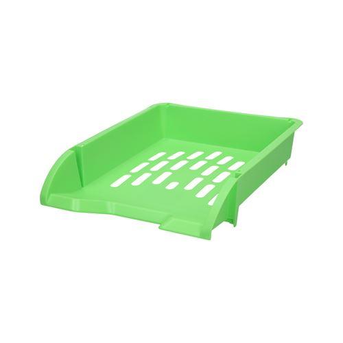 Zásuvka odkládací A4 TTO - zelená