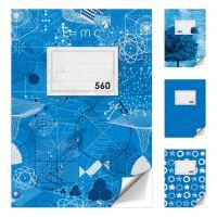 Sešit A5, 60 listový - čistý 560