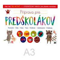 Kreativní knížka JM - Příprava pro Předškoláků