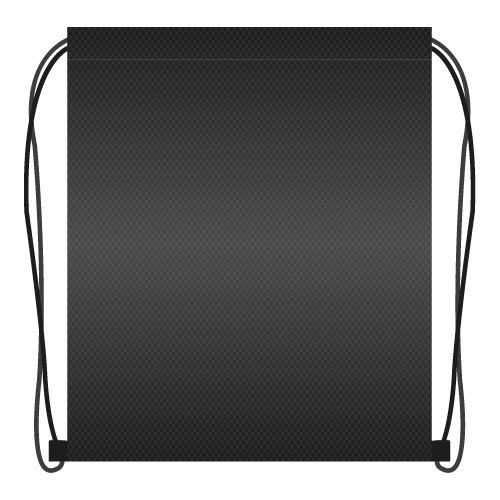 Kapsa na přezůvky 41x34 cm - černé
