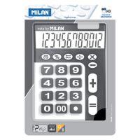 Kalkulačka MILAN 12-místní 150912 černá