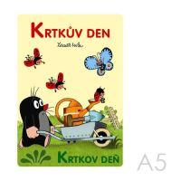 Omalovánka  A5 Akim - Krtkov deň