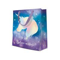 Dárková taška PAW Reflex Unicorn, 20x25x10 cm