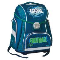 Školní batoh Logic Play, Football Goal