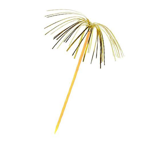 Napichovadlo palmičky lesklá 225 mm (144 ks v bal.)