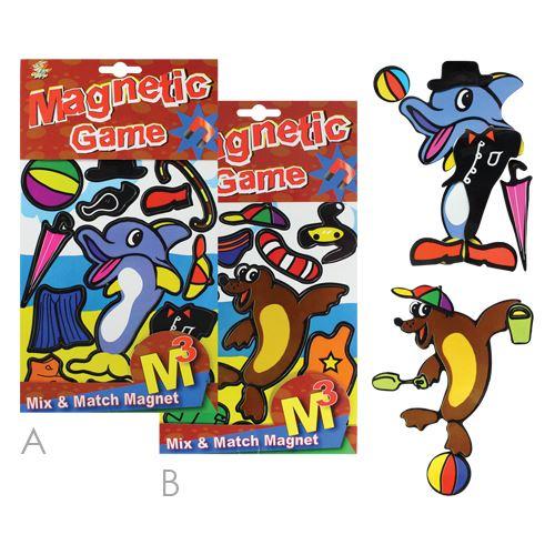 Magnetická hra - Doplhin and Sea Lion